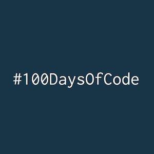 100daysofcode